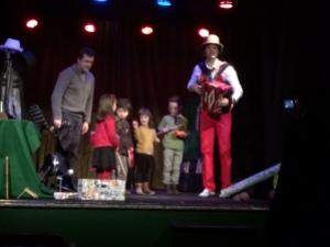 El Desván de la Música en el Teatro La Comedia