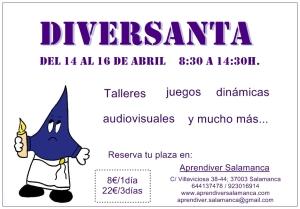 DiverSanta en Aprendiver Salamanca