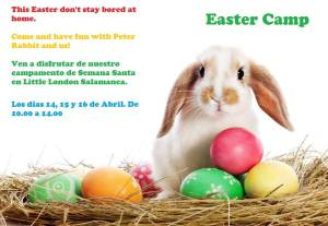 EasterCamp en Little London