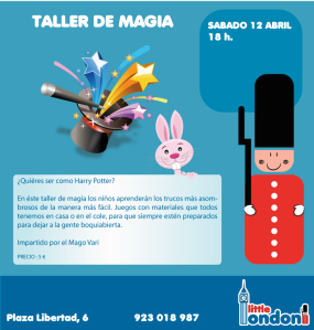 Magia en Little London