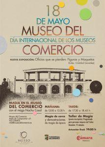 Día de los Museos en el Museo del Comercio de Salamanca