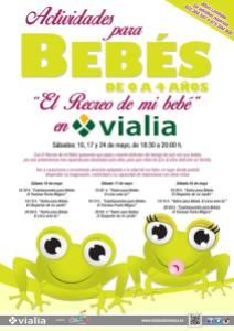 El Recreo de mi bebé en Vialia Salamanca