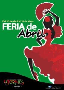 Feria de Abril en el CC El Tormes