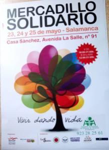 Mercadillo Solidario en Casa Sánchez