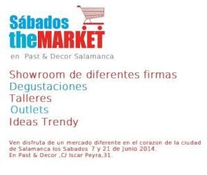 The Market en Past&Decor