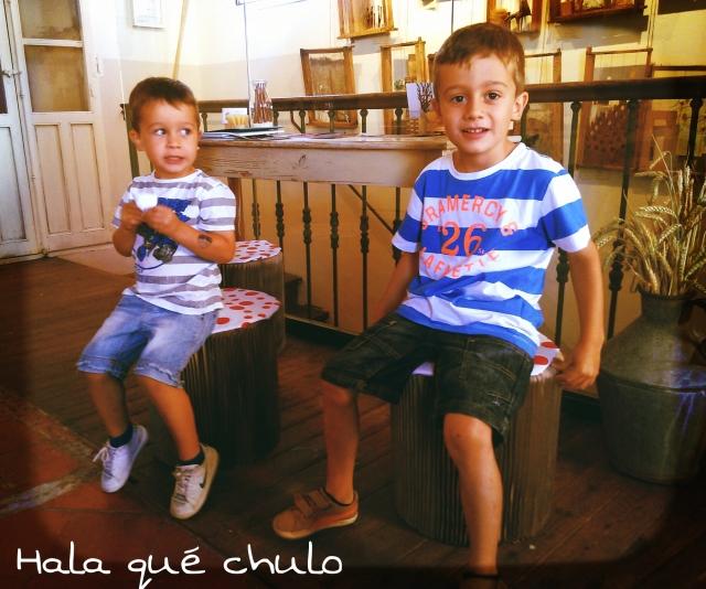 Los Chulitos en La Malhablada