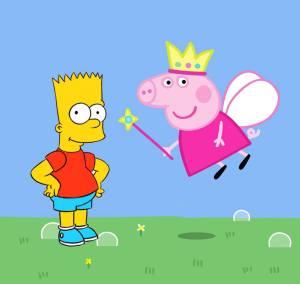 Peppa Pig en el CC Tormes