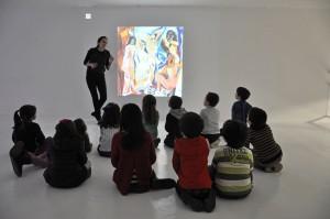 Artivity con Picasso en Espacio Nuca