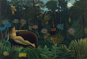 Henri Rousseau en Artivity de Espacio Nuca