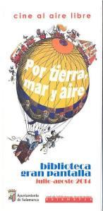 Cine de Verano en la Biblioteca Torrente Ballester