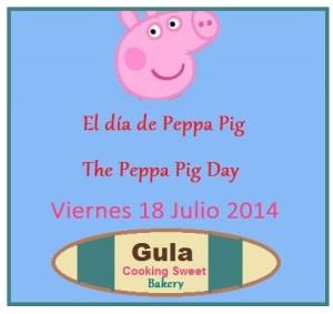 Dia de Peppa Pig en Gula
