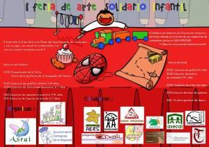 Feria de Arte Solidario Infantil