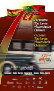 Encuentro Ibérico de coches clasicos