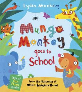 Mungo Monkey Cuentacuentos Little London