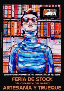 ZOES Feria Stock Septiembre 2014