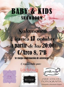 Baby&Kids Showroom en Salamanca