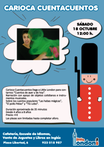 Carioca en Little London