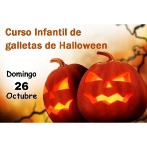 Curso Infantil de Galletas de Halloween el 26 de octubre en Gula