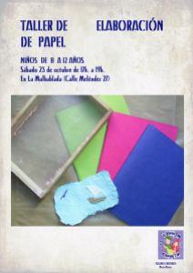 Fabricando papel en La Malhablada