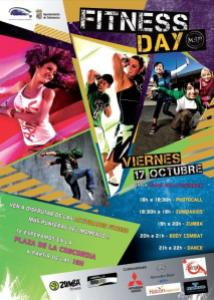 Fitness Day en la Plaza de la Concordia