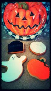 Galletas de Halloween en Tarty Party