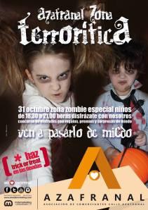 Halloween en Azafranal