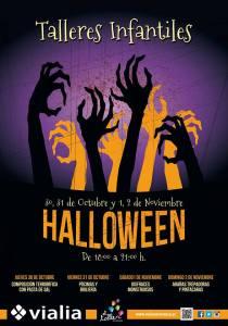 Halloween en Vialia