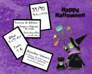 Happy Halloween en Aprendiver
