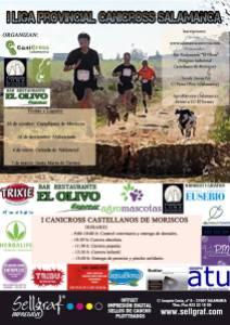 I Canicross en Salamanca