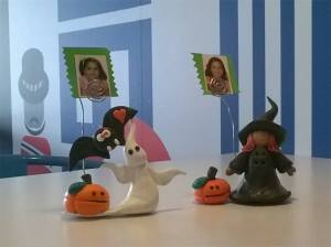 Manualidades de Halloween en Little London