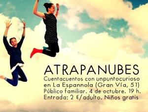 Unpuntocurioso atrapa nubes en La Espannola
