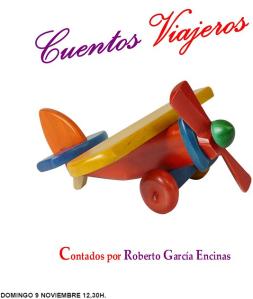 Cuentos Viajeros en el Teatro La Comedia