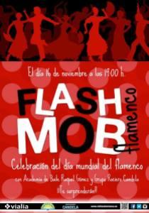 FlashMob Flamenco el 16 de noviembre