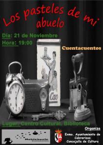 Habichuela Cuentacuentos en Cabrerizos