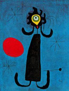 Joan Miró en el Artivity de Espacio Nuca