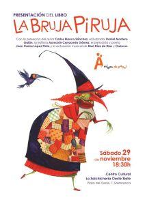Presentacion de La Bruja Piruja