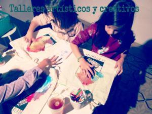 Talleres Creativos en La Malhablada