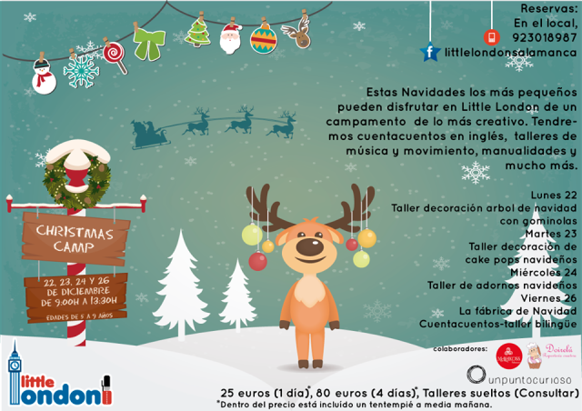 hristmas Camp en Little London