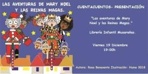 Las aventuras de Mamá Noel en Musarañas