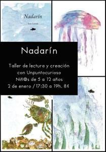 Nadarin de Unpuntocurioso el 2 de enero en La Malhablada