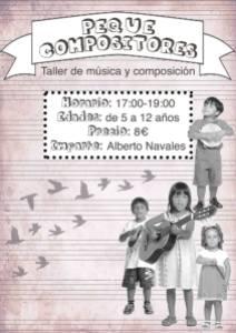 Pequecompositores en La Malhablada