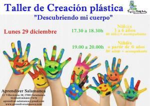 Taller Creación Plástica en Aprendiver