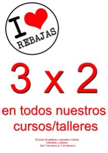 3x2 en Tarty Party hasta el 7 de febrero