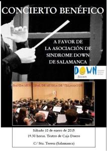 Concierto Benéfico de la Banda de Música de Villamayor