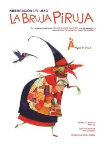 La Bruja Piruja y la librería La Caraba