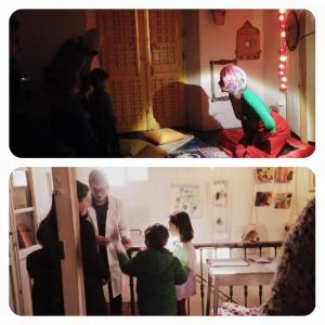 Nuevas funciones infantiles en La Malhablada en enero de 2015 (1)