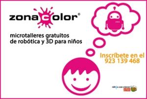 Talleres de robótica para niños en El Tormes de Salamanca