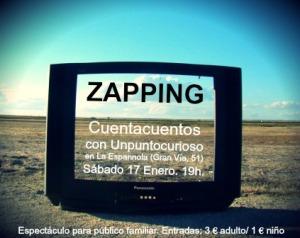 Zapping de Unpuntocurioso en La Espannola