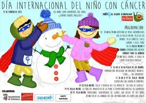 15 febrero 2015 Dia Internacional del Niño con Cáncer