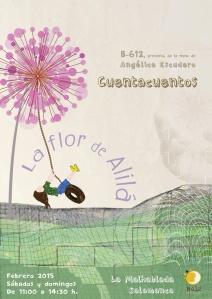 La Flor de Alilá en La Malhablada en febrero